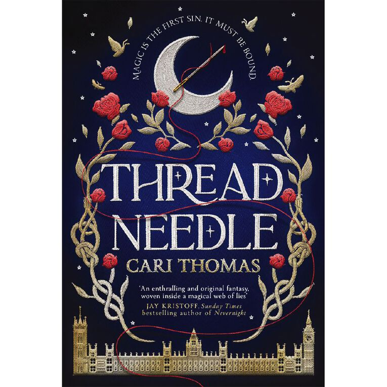 Threadneedle by Cari Thomas, , hi-res