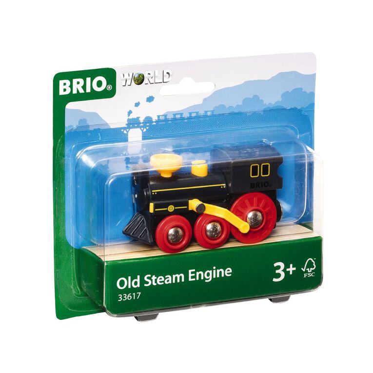 Brio Train Old Steam Engine, , hi-res