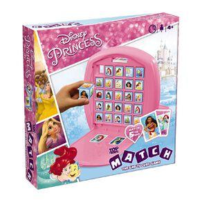 Disney Princess Top Trumps Match