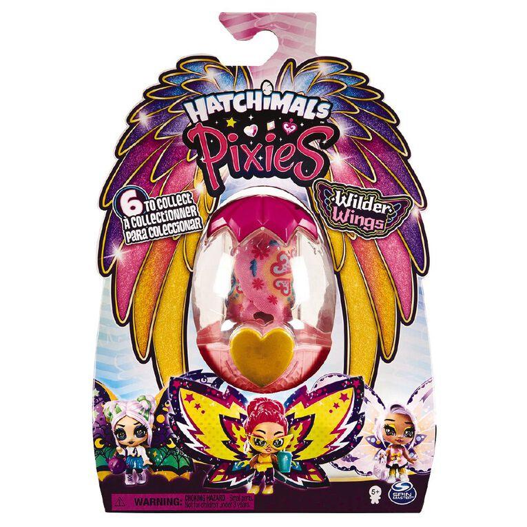 Hatchimals Hatchimals Pixies Wilder Wings 1 Pack, , hi-res