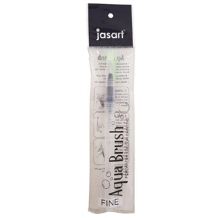 Jasart Aqua Brush Pen Fine, , hi-res