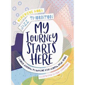 My Journey Starts Here by Jazz Thornton & Genevieve Mora