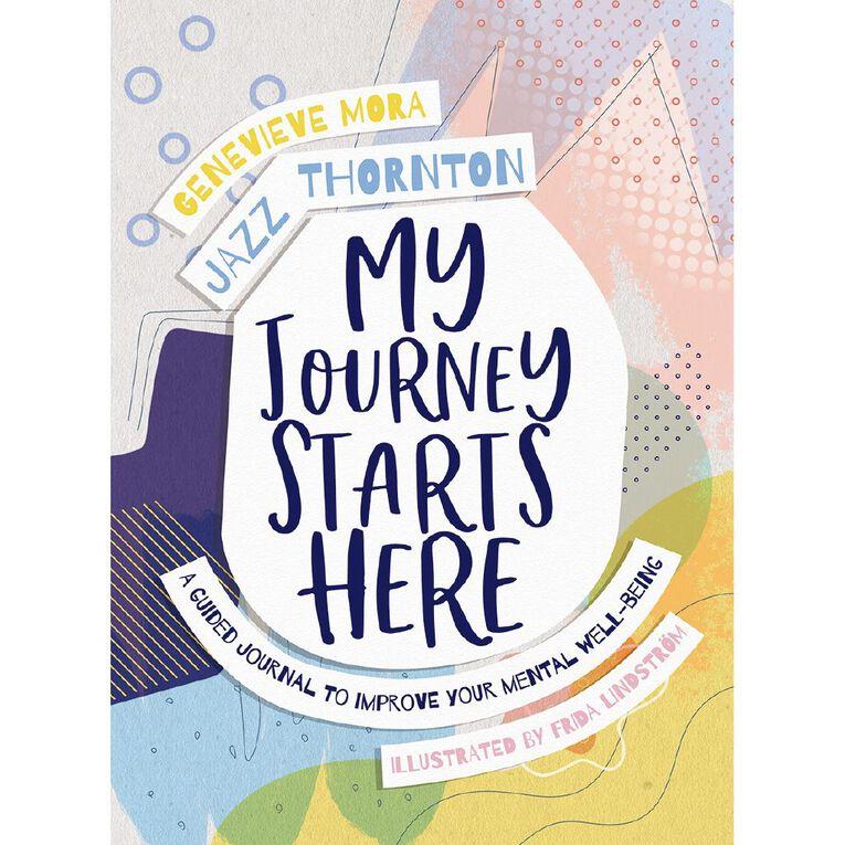 My Journey Starts Here by Jazz Thornton & Genevieve Mora, , hi-res