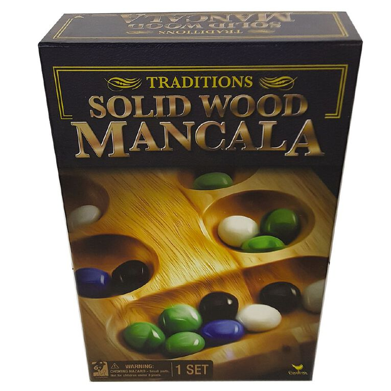 Red Bird Traditions Mancala Game, , hi-res