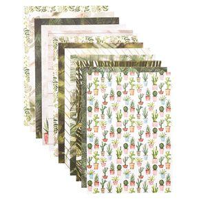 Uniti Plant Lady Paper Pad A4 12 Sheets