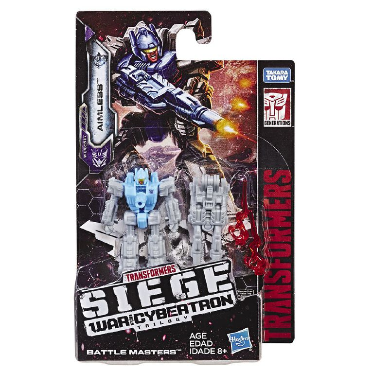 Transformers Generations War For Cybertron Battle Master Assorted, , hi-res