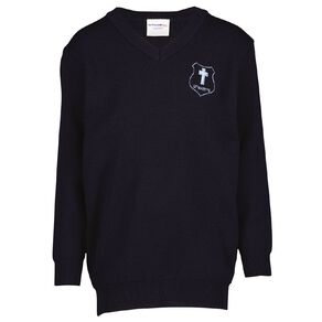 Schooltex St Mary's Hastings Jersey with Embroidery