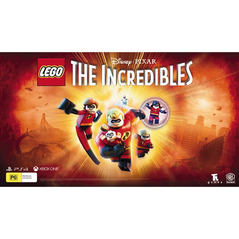 PS4 Lego Incredibles, , hi-res