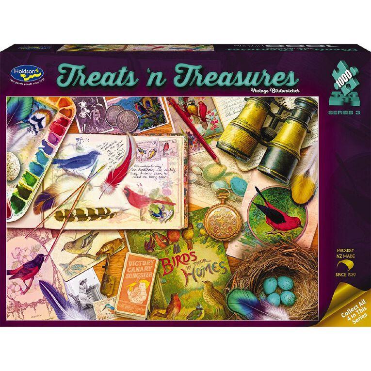 Treats N Treasures Series3 1000 Piece Puzzle Assorted, , hi-res