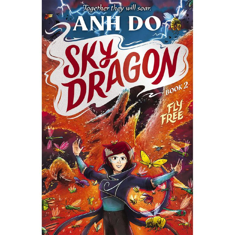 Skydragon #2 Fly Free by Anh Do, , hi-res