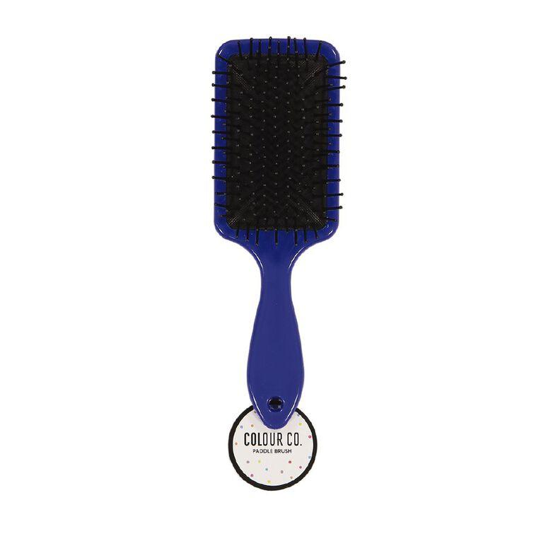 Colour Co. Rectangle Paddle Brush Kitten, , hi-res