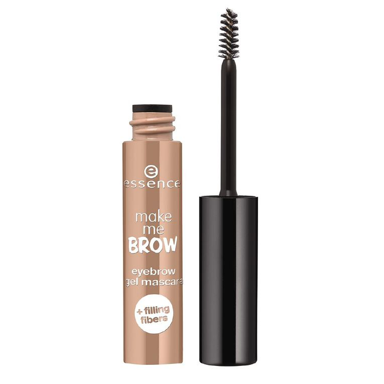 Essence Make Me Brow Eyebrow Gel Mascara 01, , hi-res