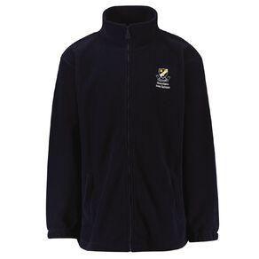 Schooltex Onewhero Area School Polar Fleece Jacket with Embroidery