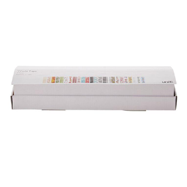 Uniti Washi Tape Single Roll Basic, , hi-res