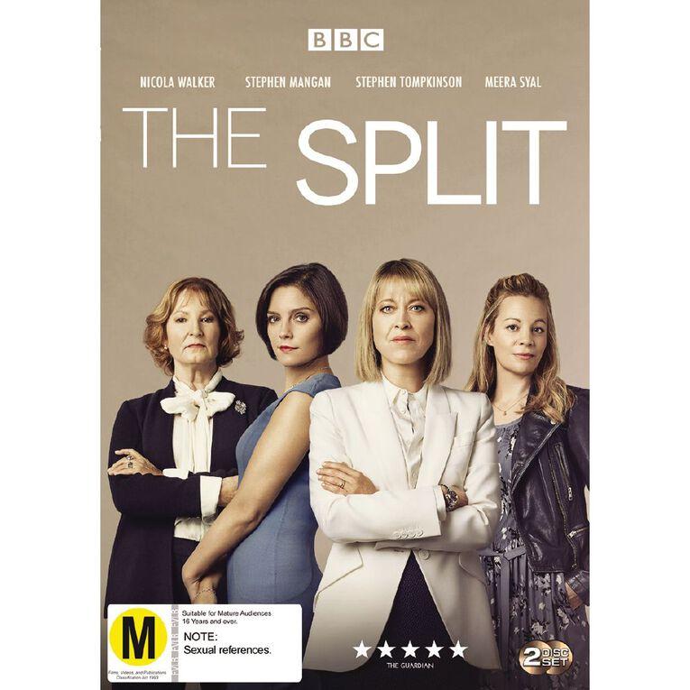 The Split Season 1 DVD 2Disc, , hi-res