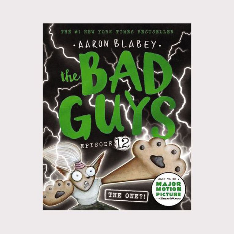 Bad Guys Episode #12 The One by Aaron Blabey, , hi-res
