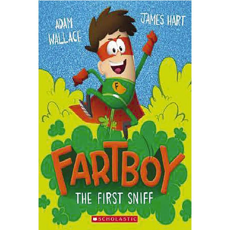 Fartboy #1 The First Sniff by Adam Wallace, , hi-res