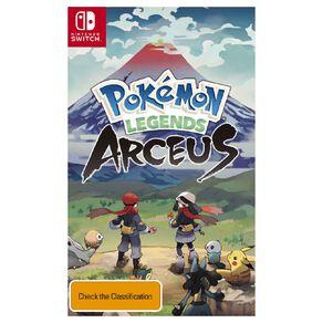 Nintendo Switch Pokemon Legends Arceus