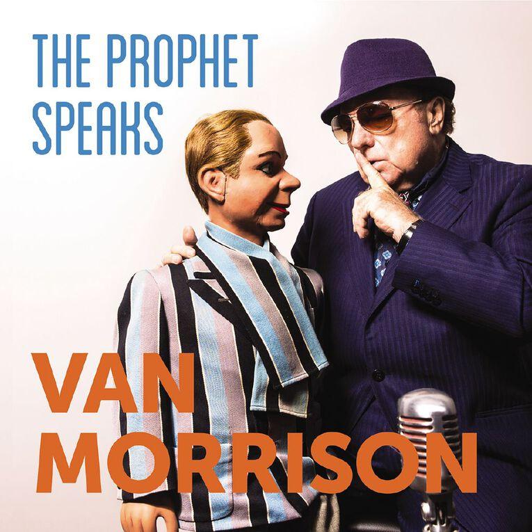The Prophet Speaks Vinyl by Van Morrison 2Record, , hi-res