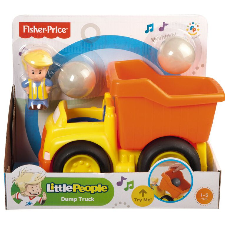 Fisher-Price Little People Mid Vehicle Assorted, , hi-res