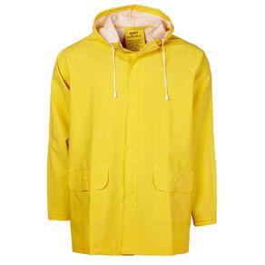 Rivet PVC Rain Jacket