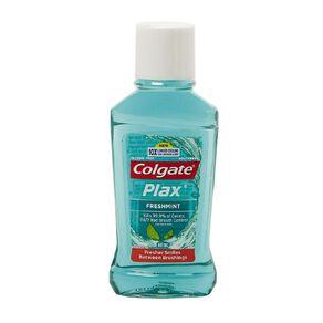 Colgate Plax Antibacterial Travel Mouthwash Freshmint 60ml