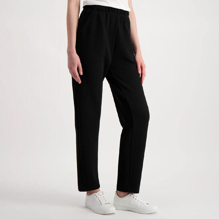 Pickaberry Refine Barb Pants, Black, hi-res