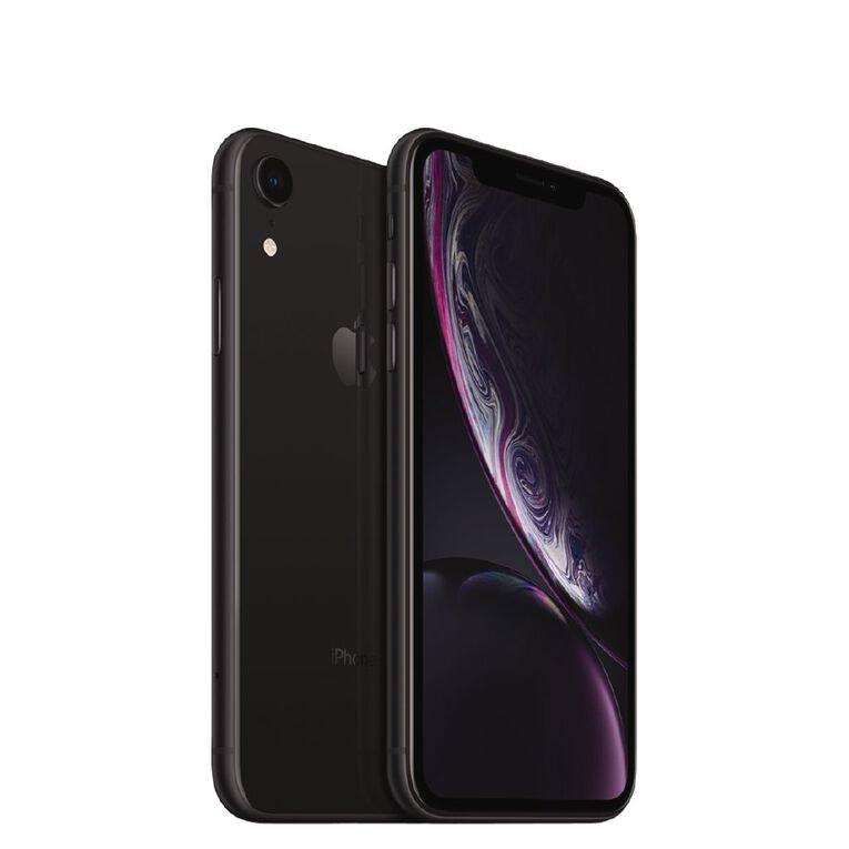 Vodafone Apple iPhone XR 64GB Black, , hi-res