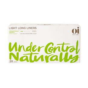 Oi Adult Care Liners 28 Pack
