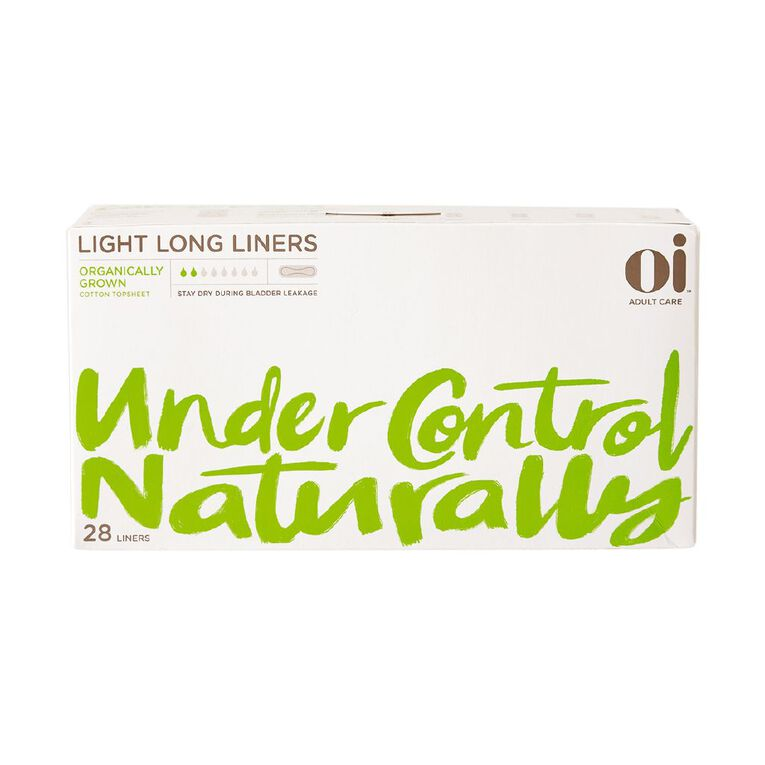 Oi Adult Care Liners 28 Pack, , hi-res