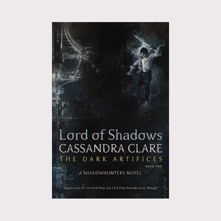 Lord of Shadows by Cassandra Clare, , hi-res