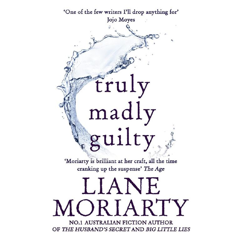 Truly Madly Guilty by Liane Moriarty, , hi-res