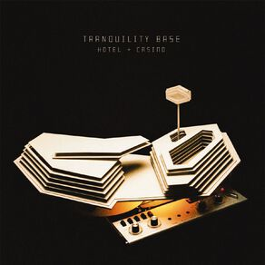 Tranquility Base Hotel + Casino Deluxe Vinyl by Arctic Monkeys 1Record
