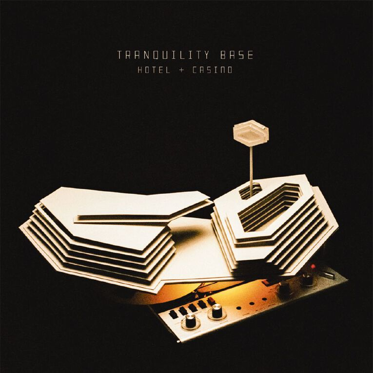 Tranquility Base Hotel + Casino Deluxe Vinyl by Arctic Monkeys 1Record, , hi-res