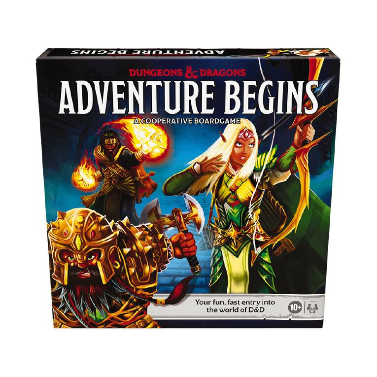 Dungeons and Dragons Adventure Game, , hi-res