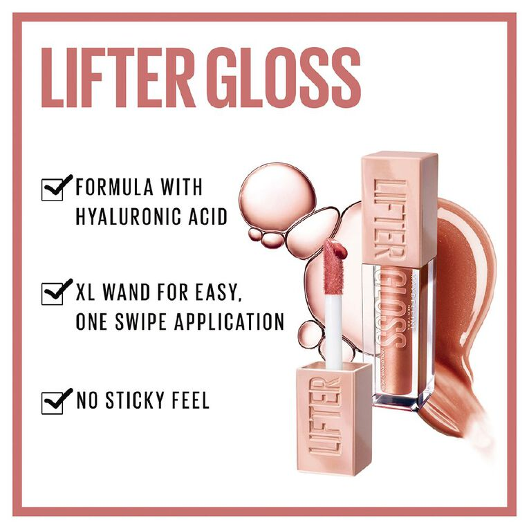 Maybelline Lifter Gloss 006 Reef, , hi-res