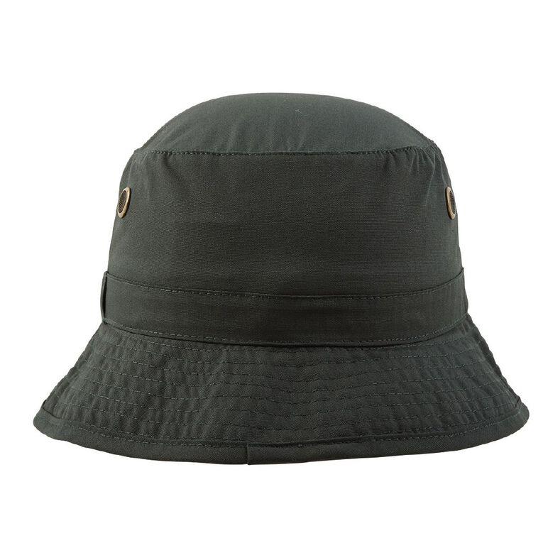 Schooltex Bucket Hat, Bottle Green, hi-res