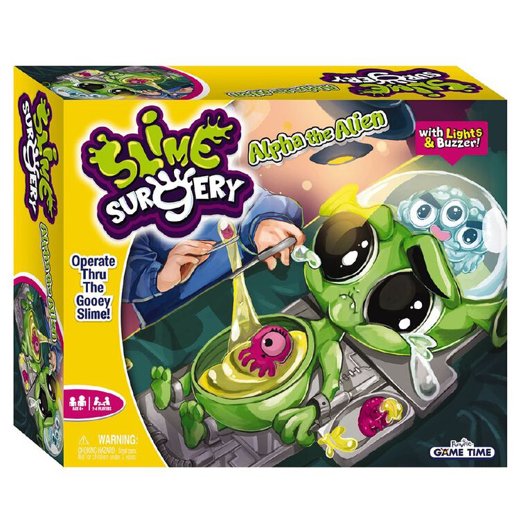 Slime Surgery Game, , hi-res