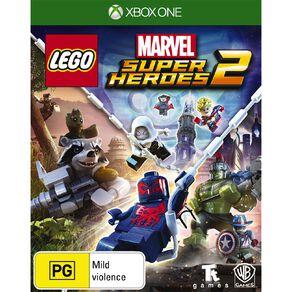 XboxOne LEGO Marvel Super Heroes 2