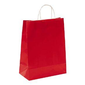 John Sands Gift Bag Red Large