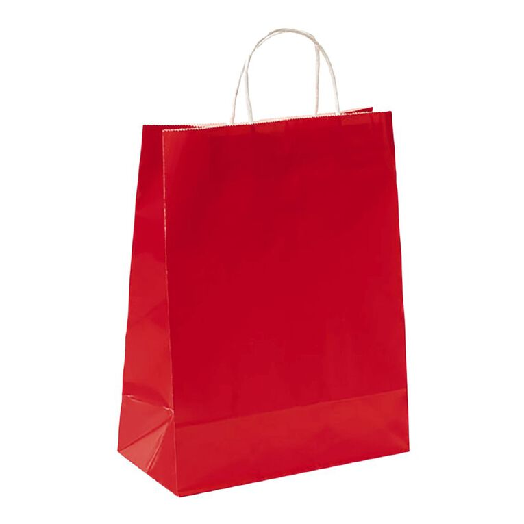 John Sands Gift Bag Red Large, , hi-res