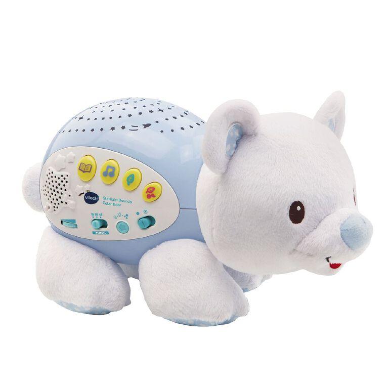 Vtech Starlight Sounds Polar Bear, , hi-res
