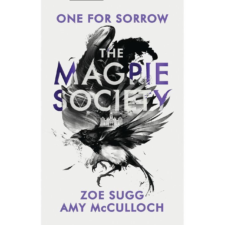 The Magpie Society #1 One for Sorrow by Zoe Sugg and Amy McCulloch N/A, , hi-res
