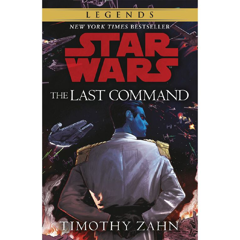 The Last Command by Timothy Zahn N/A, , hi-res