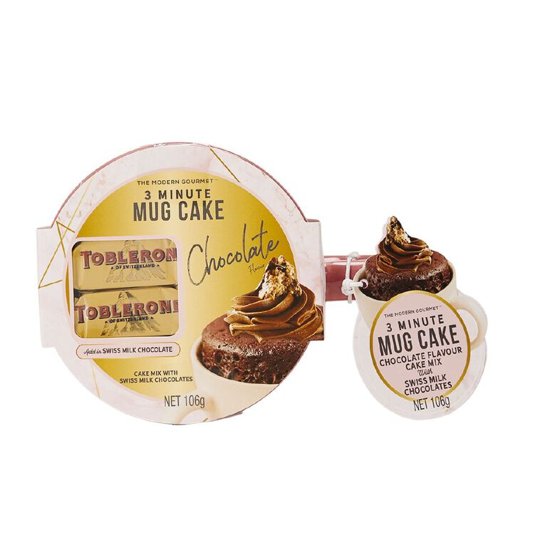 Modern Gourmet The Modern Gourmet 3 minute Mug Cake with Toblerone 106g, , hi-res