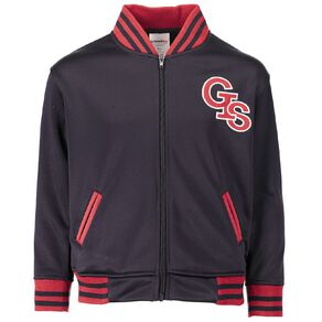 Schooltex Greenmeadows Intermediate Bomber Jacket with Embroidery