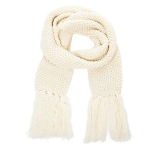 H&H Women's Waffle Scarf