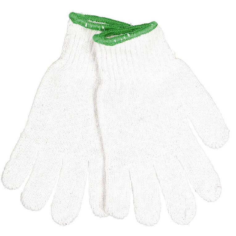 Kiwi Garden Polycotton Knit Gloves, , hi-res