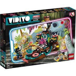 LEGO VIDIYO Harlem-Ship-2021 43114