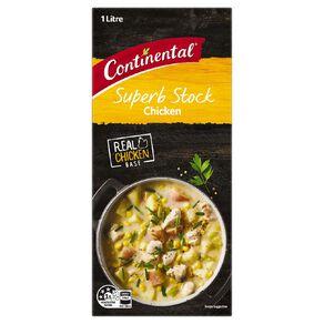 Continental Chicken Stock Liquid 1L